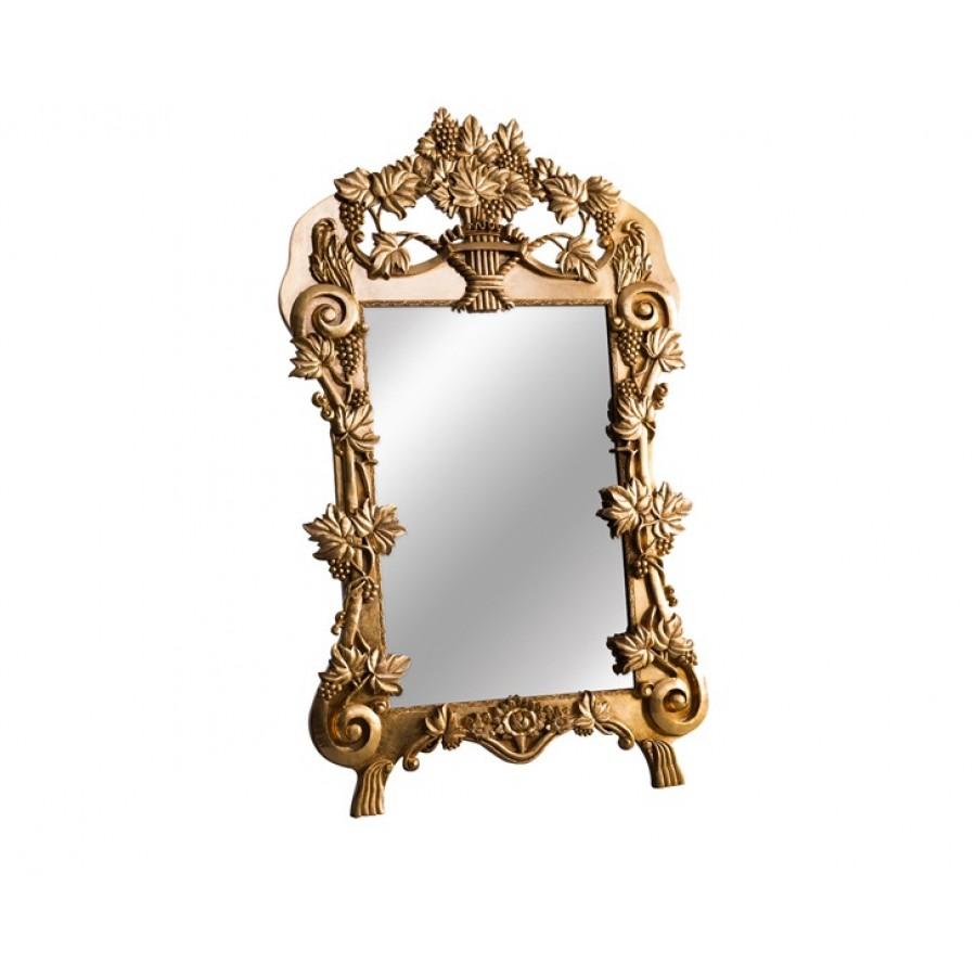 AHD-1688 - Altın Yaprak Kabartmalı Ayna 104*67