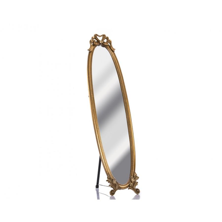 M64-115 - Fiyoklu Altın Boy Aynası 148*35