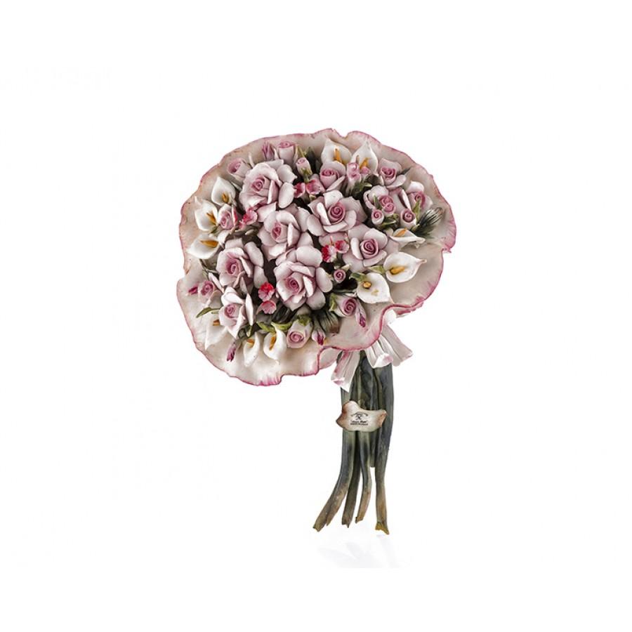 PR01-1040 - Çiçek Buketi Süsü 28*28