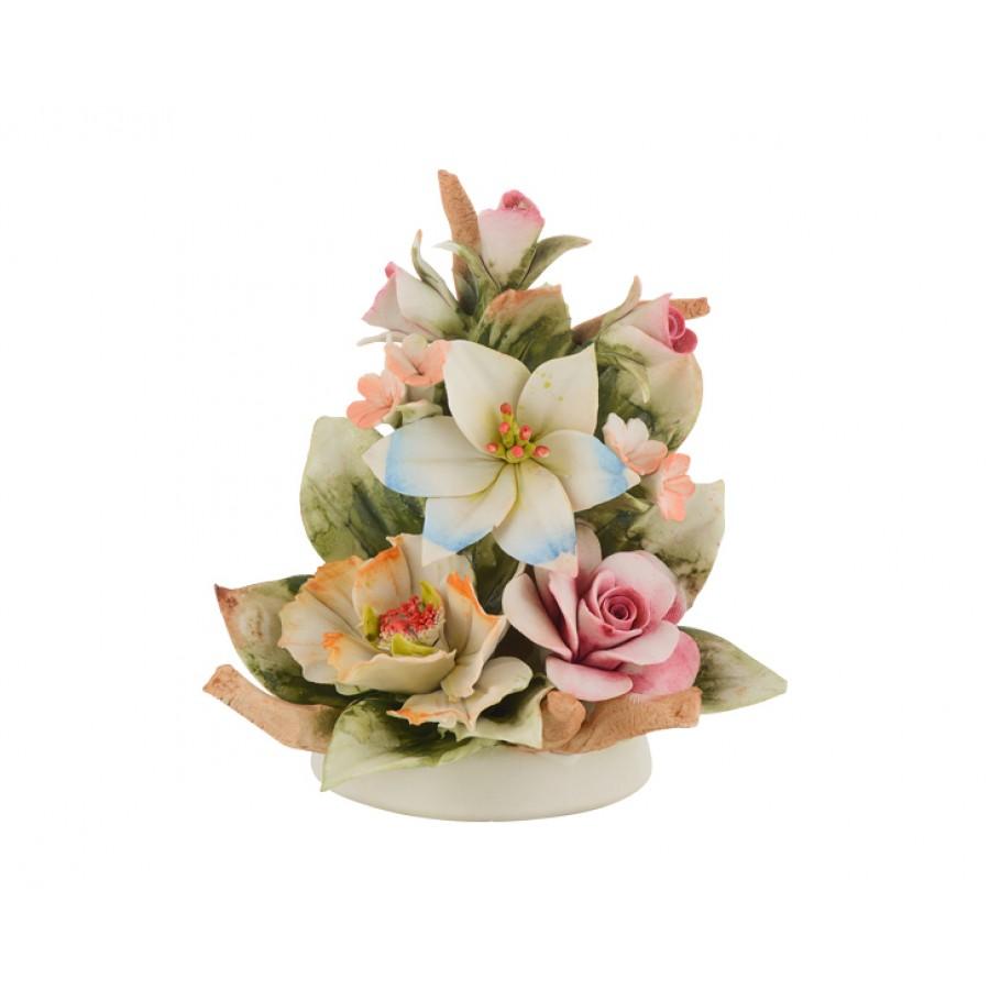 PR01-1060 - Karışık Çiçekli Süs 13*15