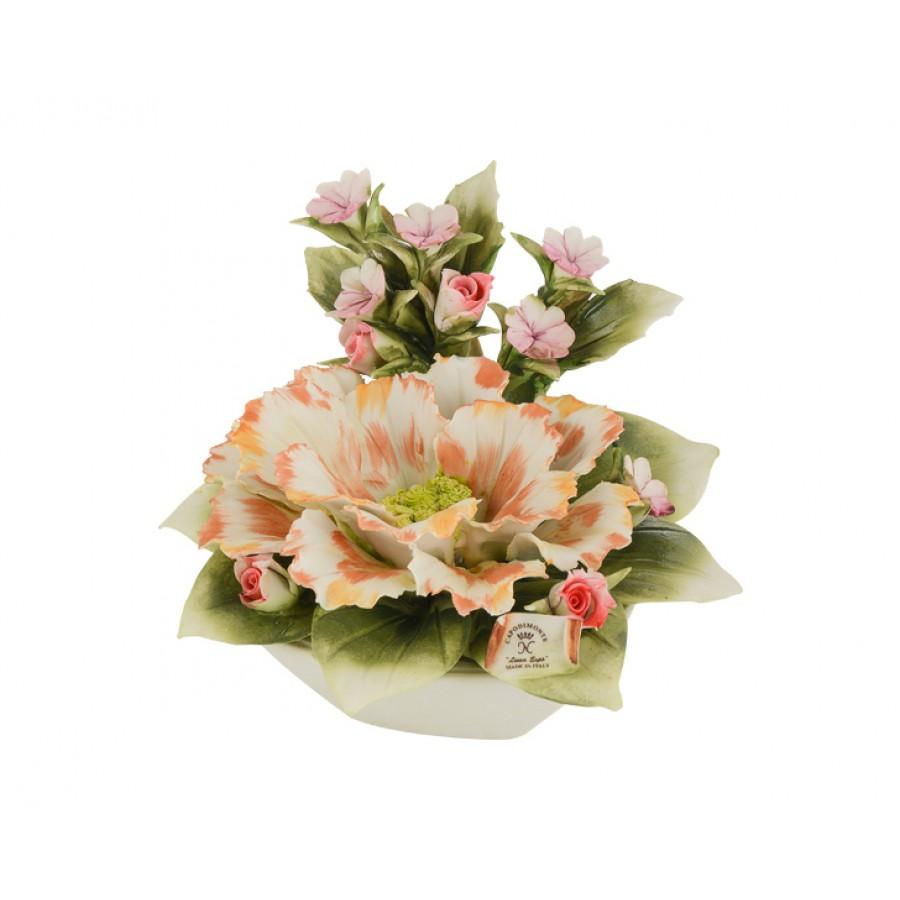 PR01-1061 - Karışık Çiçekli Süs 16*13