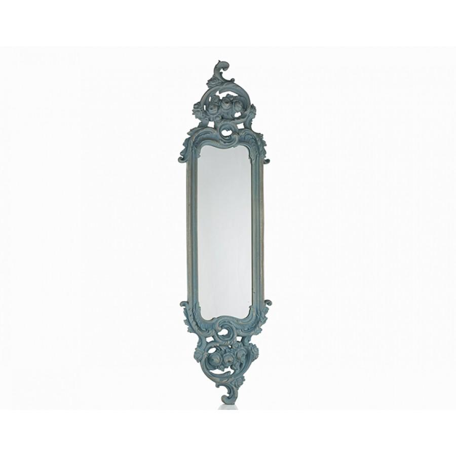 PR30-1111 - Mavi Renk Uzun İnce Ayna 115*32