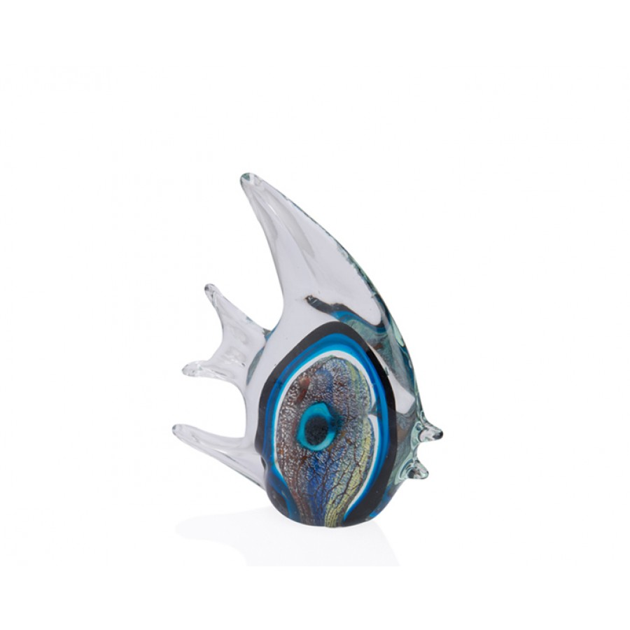 PR36-1012 - Mavi Cam Balık 21*7*23