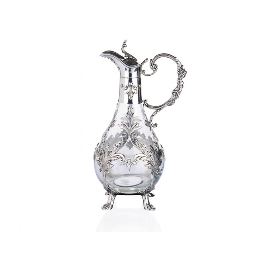 PR40-1005 - Gümüş İşlemeli Sürahi