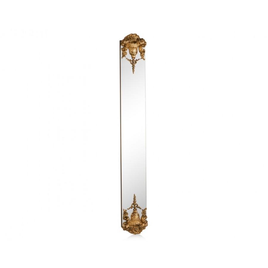 PR42-1042 - İşlemeli Altın Nish Ayna 122*18