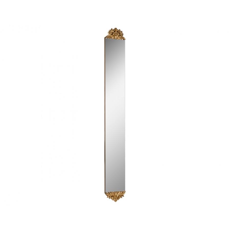 PR42-1066 - Altın İşlemeli Niş Aynası 109*15