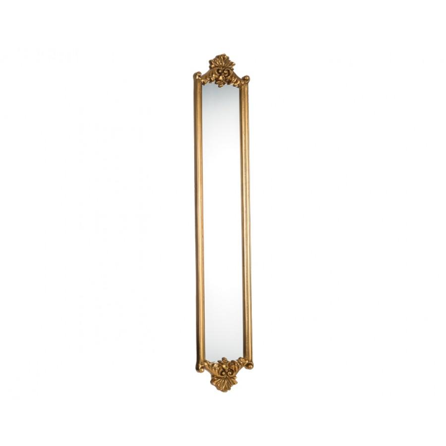 PR42-1068 - Altın İşlemeli Uzun Ayna 121*19