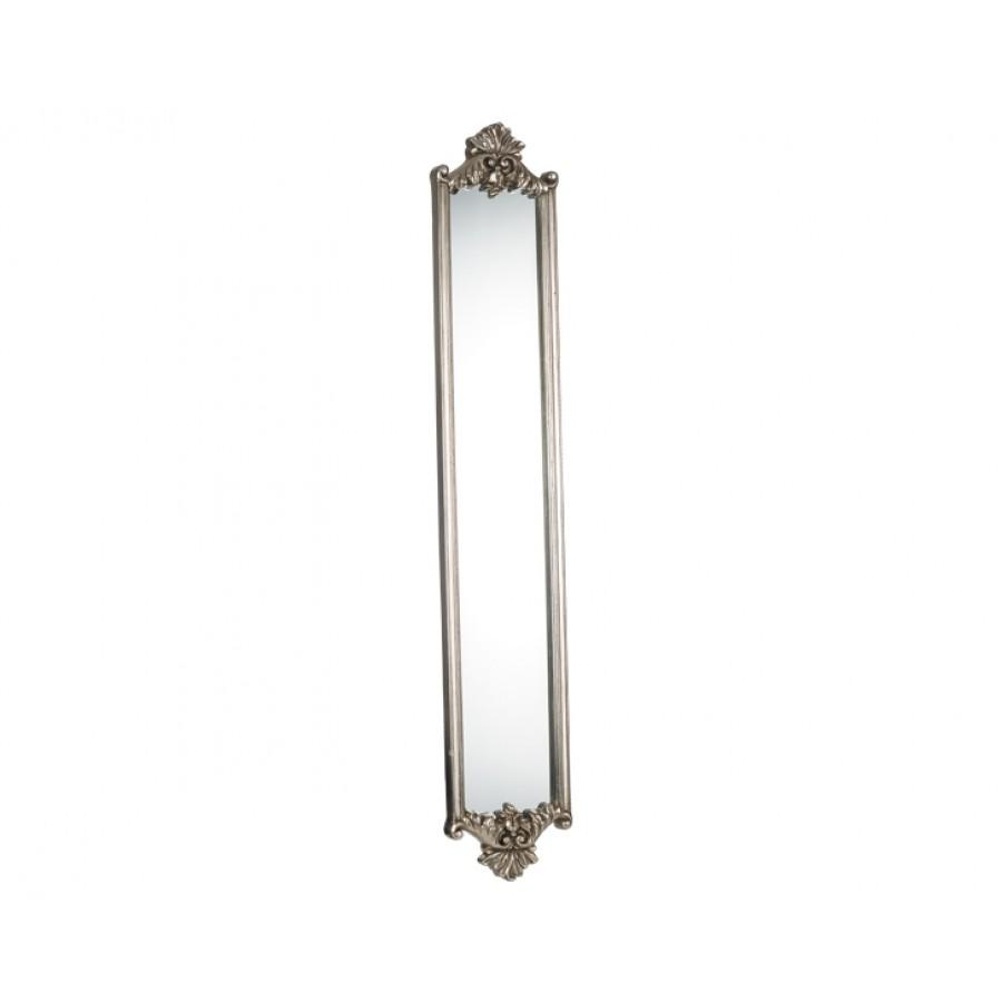 PR42-1069 - Gümüş İşlemeli Uzun Ayna 121*19