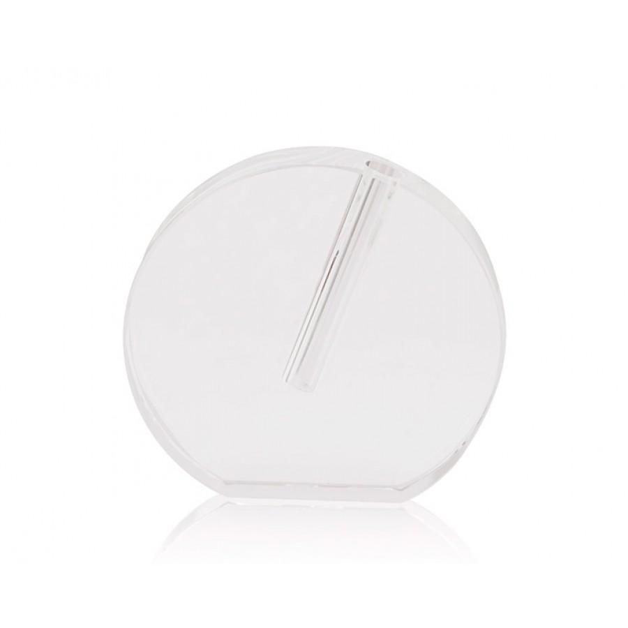 PR48-1024 - Luxante Kristal Çiçeklik 13x3x12 cm