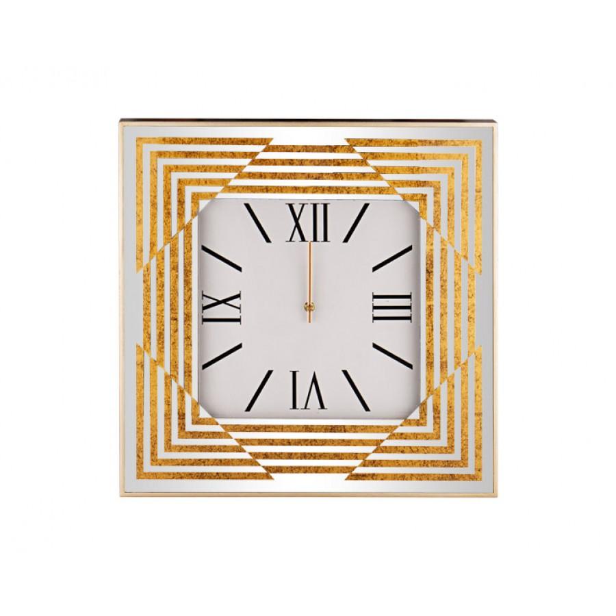 PR49-1001 - Paisley Duvar Saati 50x50 cm