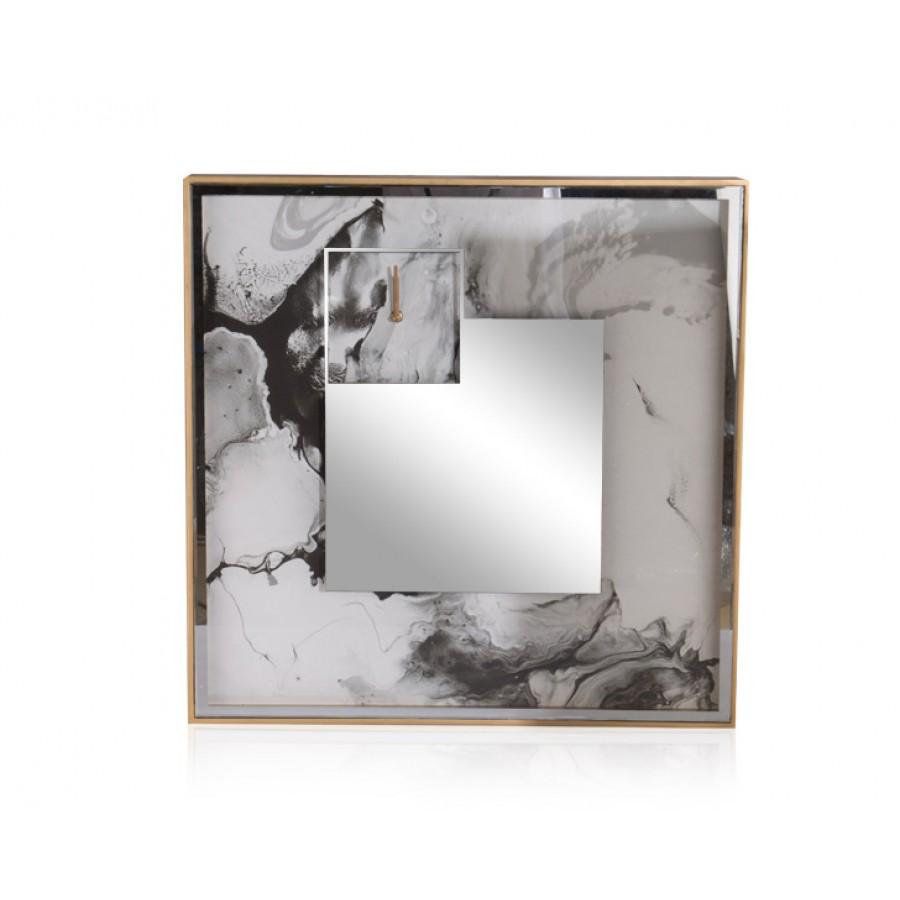 PR49-1005 - Momento Duvar Saati 60x60 cm