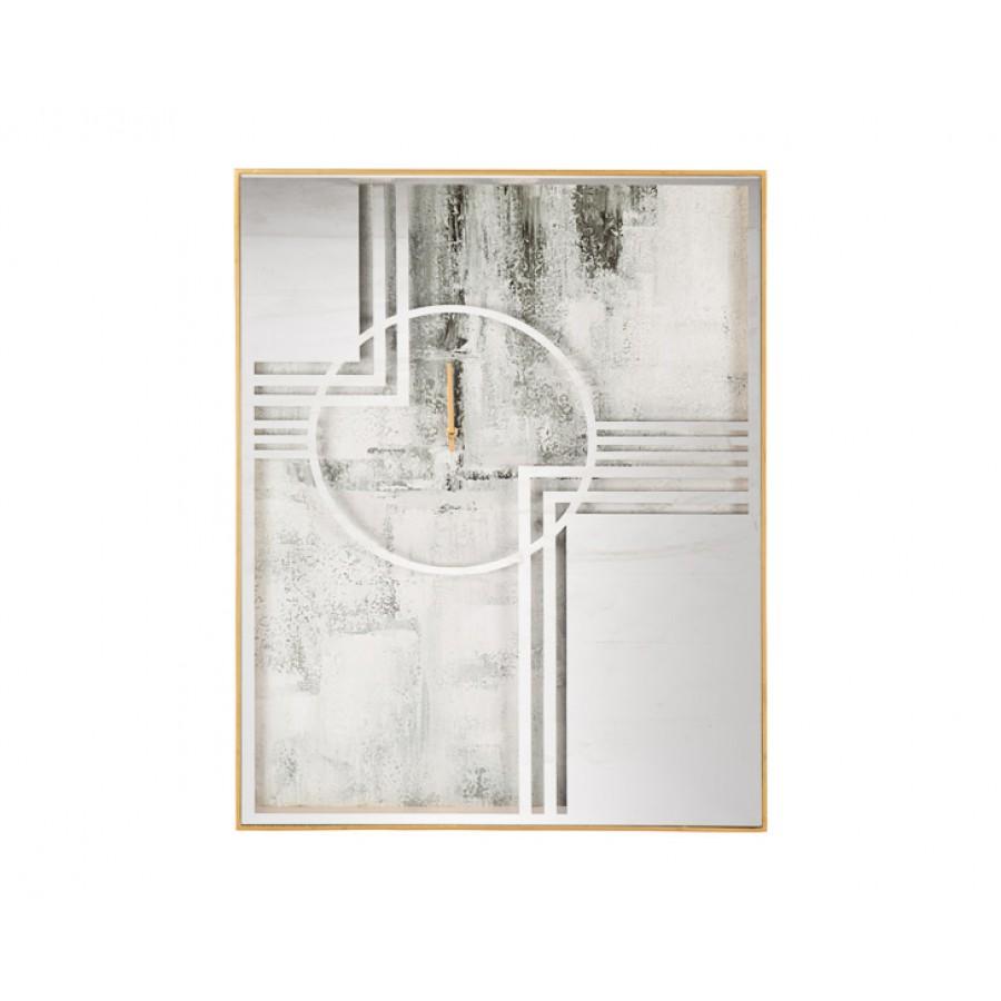 PR49-1007 - Toledo Duvar Saati 60x80 cm