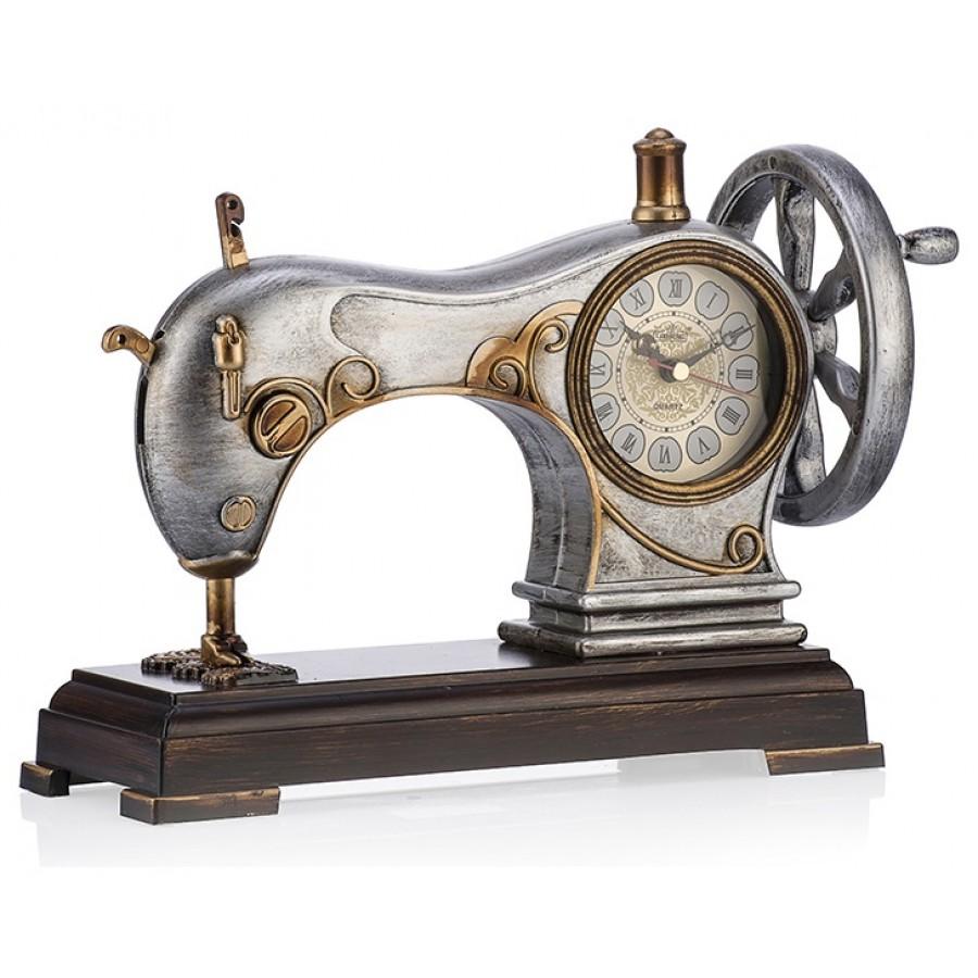 PR53-1003 - Dikiş Makinesi Şeklinde Masa Saati 24*33