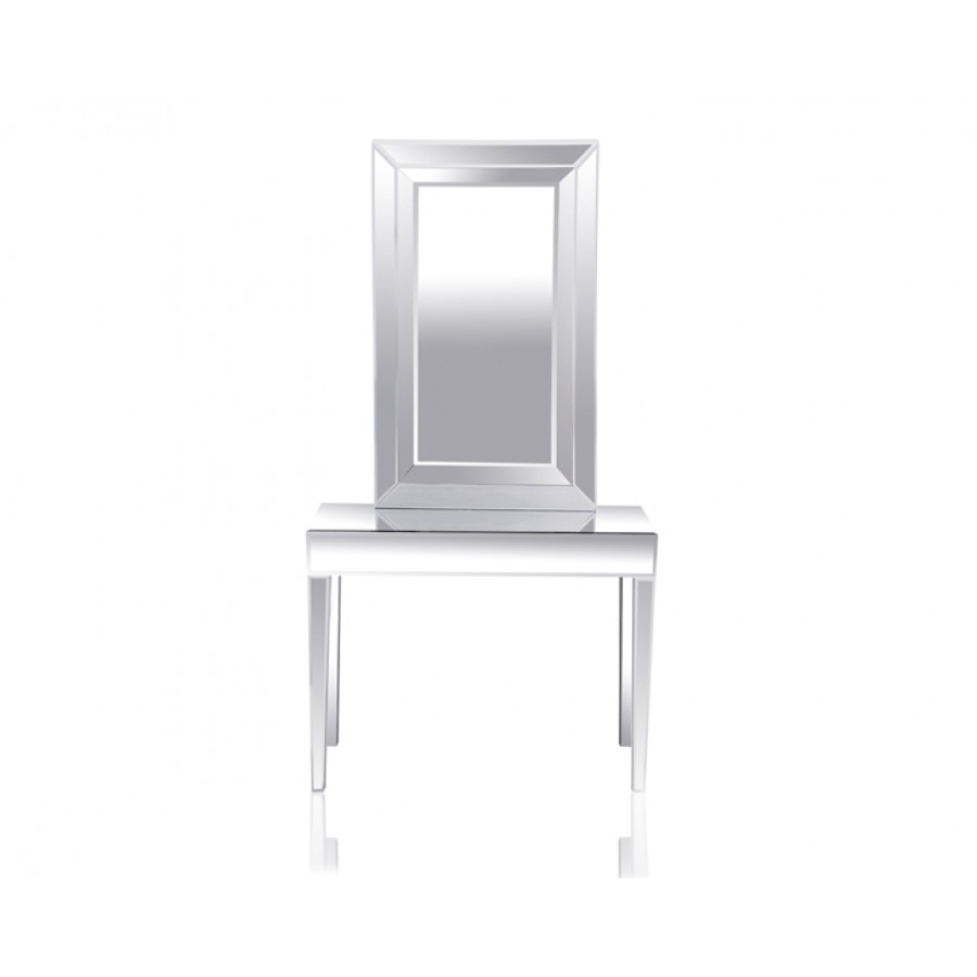 PR89-1046 - Roman Smoke Dresuar Ayna Seti 110*40*88 cm