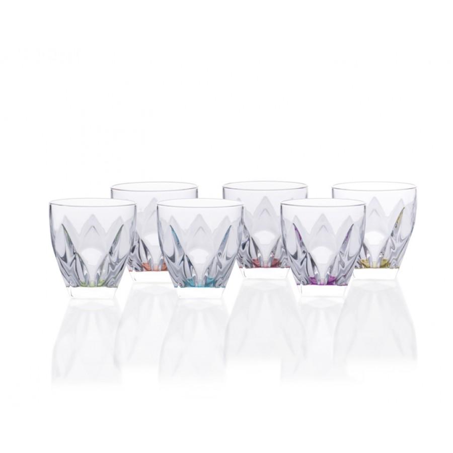 RCR-25573 - NINPHEA Viski Bardağı 6lı Set