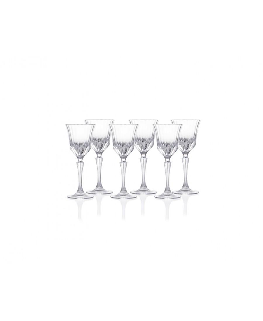 RCR-25747 - ADAGIO Şarap Bardağı 6lı Set